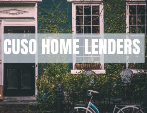 Cuso Mortgage Lenders