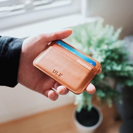 Credit Card in wallet