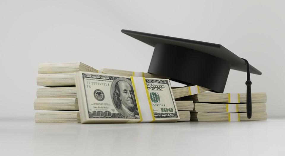 Education loan concept